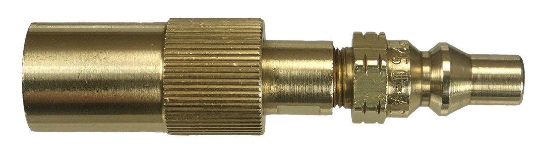 Sturgi-Safe RoadTrip LXE Low Pressure Quick Disconnect Conversion Fitting