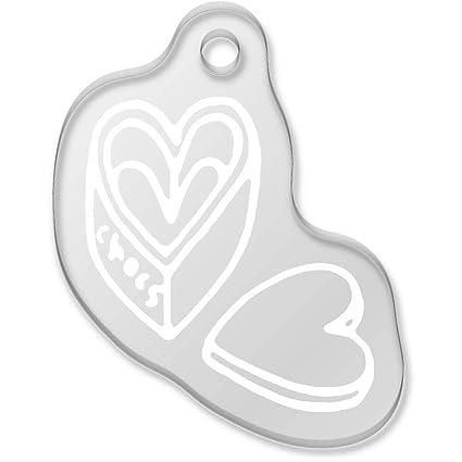 Azeeda Caja de Chocolate corazón Llavero (AK00041831 ...