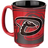 MLB Arizona Diamondbacks Reflective Mug, One Size, Multicolor