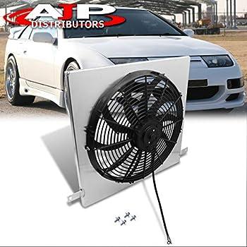 90 91 92 93 94 95 96 Nissan 300zx OEM A//C Condenser Fan