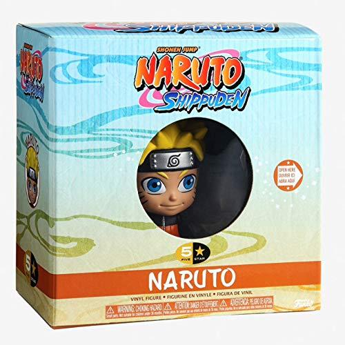 5 Star Naruto S3 - Naruto