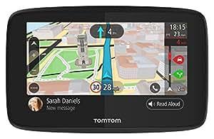 TomTom GO 520 - Navegador GPS de 5'' (Bluetooth, USB, 16 GB), color negro