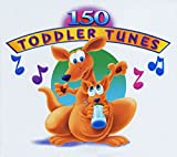 Music : 150 Toddler Songs (Dig) [2 Audio CDs + 1 CD Rom]