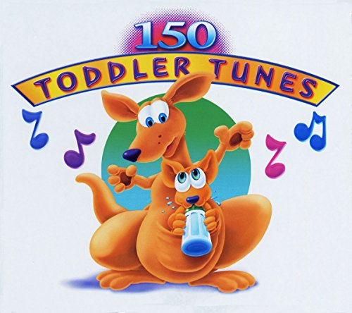 Price comparison product image 150 Toddler Songs (Dig) [2 Audio CDs + 1 CD Rom]