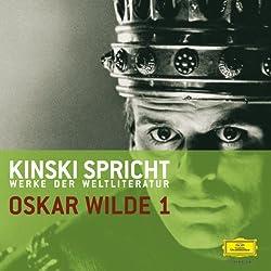 Kinski spricht Oscar Wilde 1