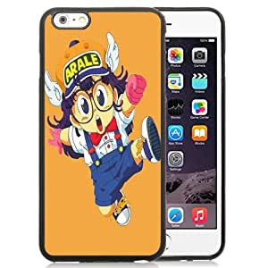 New Personalized Custom Designed For iPhone 6 Plus 5.5 Inch Phone Case For Arale Anime Phone Case Cover