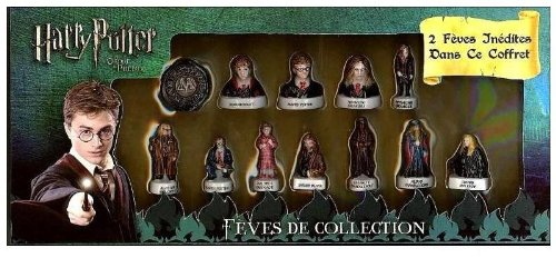 Harry Potter and the Order of the Phoenix Porcelain Figurine Set