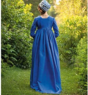 product image for Simplicity Sewing Pattern S8941 H5 Misses' Costume by American Duchess, Size 6-8-10-12-14