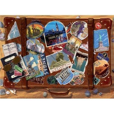 【お気にいる】 Ravensburger Piece World - Traveler Ravensburger - 500 Piece Puzzle [並行輸入品] B07HLFMTXF, 小国町:2f8fc300 --- a0267596.xsph.ru