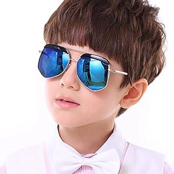 Childrens gafas de sol Gafas de sol de moda de marea de ...
