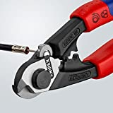 KNIPEX Tools - Wire Rope Cutters, Multi-Component