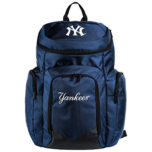 new york yankees backpack yankees knapsack yankees. Black Bedroom Furniture Sets. Home Design Ideas