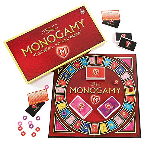 Monogamy Adult Couples Board Game (Best Board Games For Married Couples)