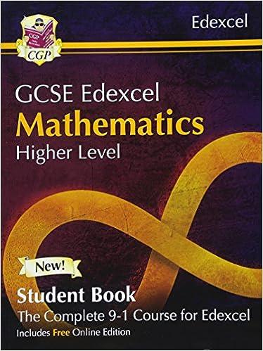 edexcel gcse maths textbook