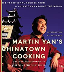 When it comes to Chinese cooking, no one has as much culinary talent and encyclopedic knowledge as Martin Yan. That talent and knowledge are presented here in Martin Yan's Chinatown Cooking, a companion volume to his new public television ser...