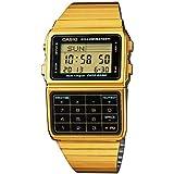 Casio DBC-611G-1 Gold Memory Calculator Databank