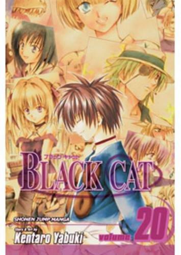 (Black Cat, Vol. 20)