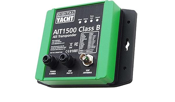 AIT1500 Transpondedor AIS con NMEA0183: Amazon.es ...
