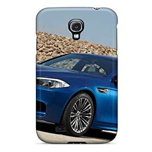 Premium ZWpNb16884TJGtX Case With Scratch-resistant/ Bmw M5 2012 Case Cover For Galaxy S4