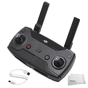 DJI Spark Remote Controller Bundle, Black (CP.PT.000792)