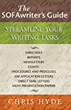 The SOFAwriter's Guide: Streamline Your Writing Tasks