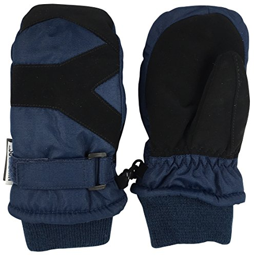 NIce-Caps-Kids-and-Baby-Thinsulate-Waterproof-Colorblock-Ski-Snow-Mittens