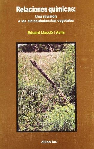 Descargar Libro Relaciones Quimicas: Eduard Llaudo Avila