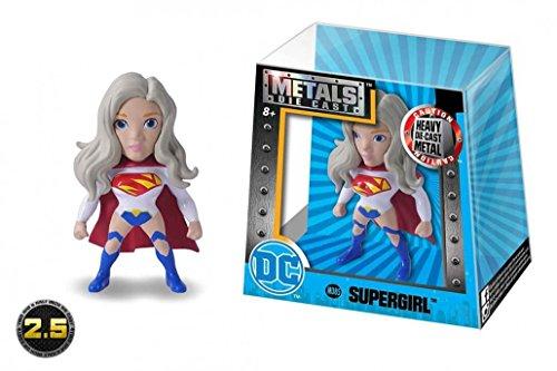 (DC Comics Metals Die Cast Supergirl (M385) 2.5 Inch Figure