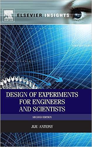 Diseño de experimentos para ingenieros y científicos