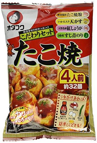 Takoyaki Kit / for 4 People (About 32p) by Otafuku