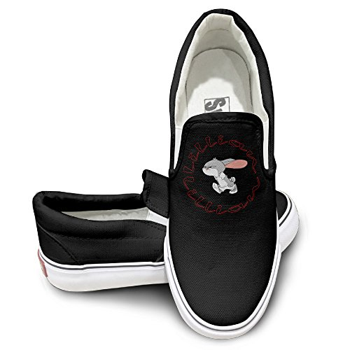 TAYC Little Rabbits Personality Shoes Black