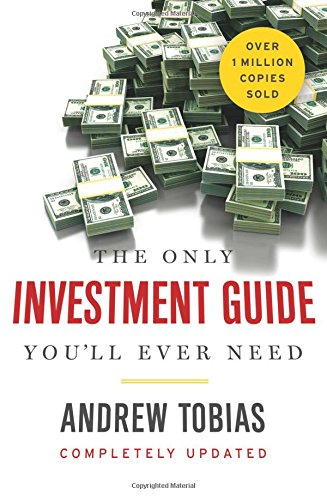 Book cover for The Only Investment Guide You'll Ever Need
