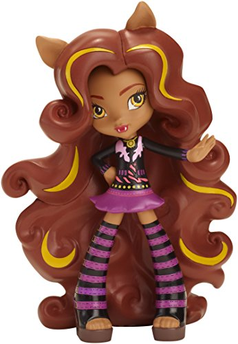 Monster High Vinyl Collection Clawdeen Wolf Figure (Frankie Monster High Pictures)