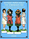 img - for Antique Paper Dolls: The Edwardian Era by Epinal (1975-06-01) book / textbook / text book