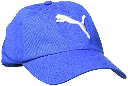 Puma ESS Cap Gorra, Unisex Adulto strong blue/Big