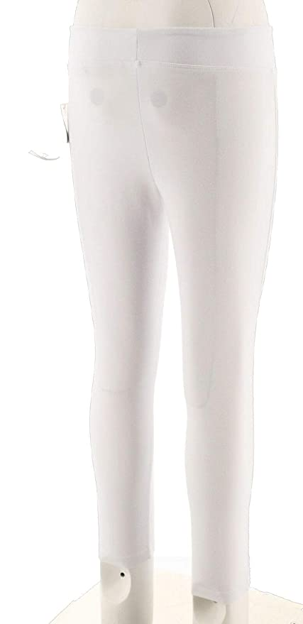 0ae6c8ad033c8 Wicked Women Control Petite Cropped Knit Leggings A288788 at Amazon Women's  Clothing store: