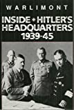 img - for Inside Hitler's Headquarters, 1939-45 book / textbook / text book