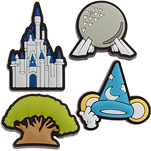 New Disney Four Parks Magic Kingdom Epcot Hollywood Studios and Animal Kingdom Famous Icons Bandits for Magic Bands Famous Icon