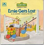 Ernie Gets Lost, Louisa Campbell, 0307120155