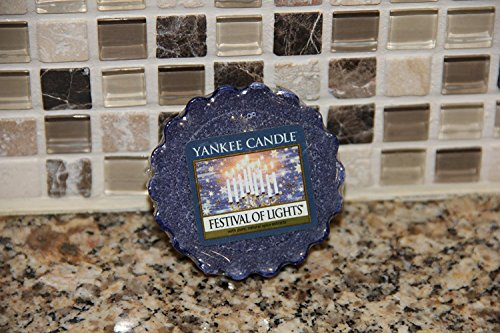 Festival of Lights Yankee Candle® Single - Tart Candles Floating
