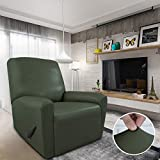 Easy-Going PU Leather Recliner
