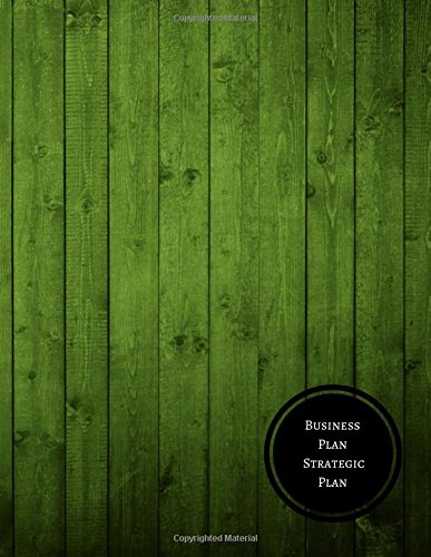Read Online Business Plan Strategic Plan: Strategic Planner Log pdf