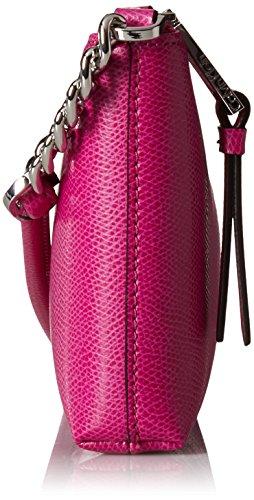 Klein Crossbody Mercury Leather Calvin Hayden Magenta 4SWBd
