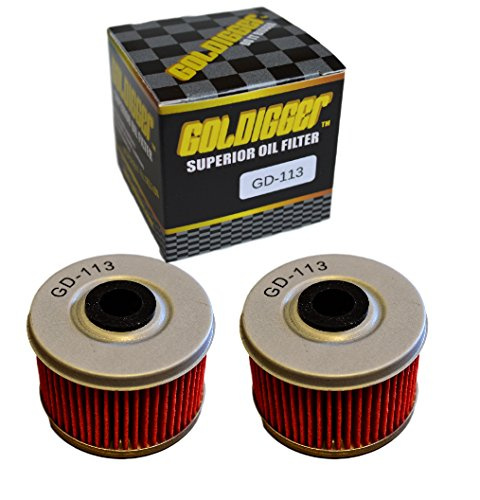 goldigger-after-market-hf113-kn-113-replacement-oil-filter-motorcycle-dirt-bike-atv-fit-honda-trx350