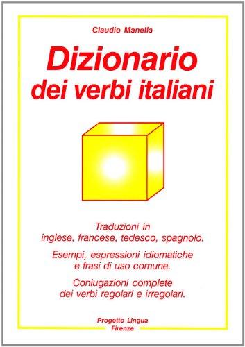 Dizionario dei verbi italiani