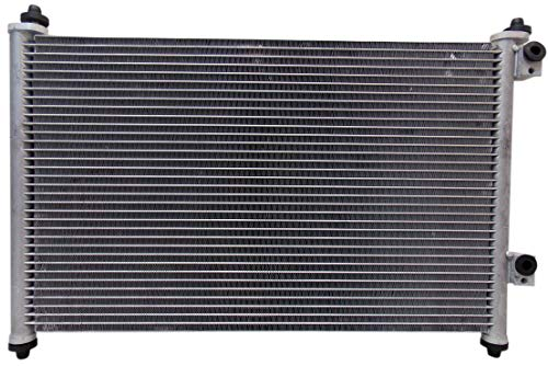 (Sunbelt A/C AC Condenser For Mazda 626 3029 Drop in Fitment)