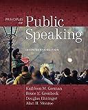 Principles of Public Speaking 17th Edition
