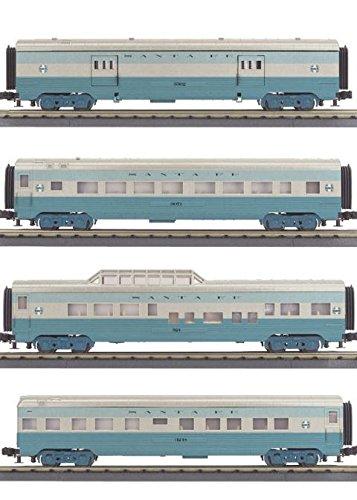 60' Streamline Passenger Cars - 2