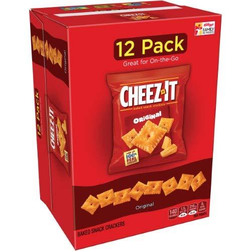 Original Baked Snack Crackers (Pack of 36)