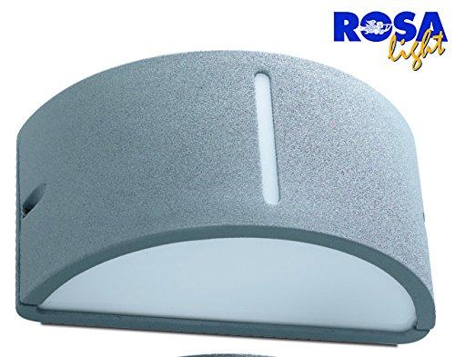 Plafoniere Per Esterno Ip54 : Plafoniera in alluminio pressofuso per esterno ip54